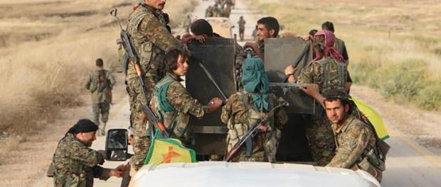 Kurds continue to use children as soldiers