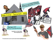 Satire: USA Denies Whites Can Be Terrorist