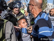 Israel Army Arrest Kids