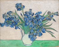 Vincent Van Gogh Irises sm