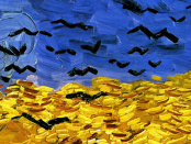 Vincent Van Gogh heading image.
