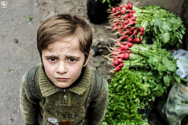 Thousands of Syrian children have become farm labourers in vegetable fields and warehouses, the destitution and misery of their displacement prompting them to enter a workforce where they are subject to abuse and exploitation. Many skip school to provide for their families, becoming adults before their time.