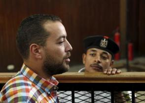 Baher Mohammed takes the stand