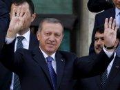 Turkey's President Tayyip Erdogan l
