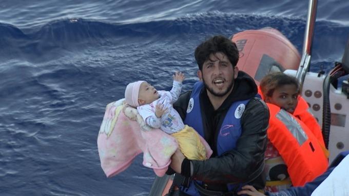 turkey  50 000 refugees saved by coastguard  u2013 alistair