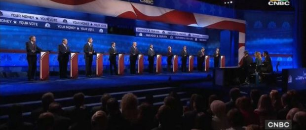 Presidential debates may be mainly about what the candidates say – but it can be just as much about what they don't say.