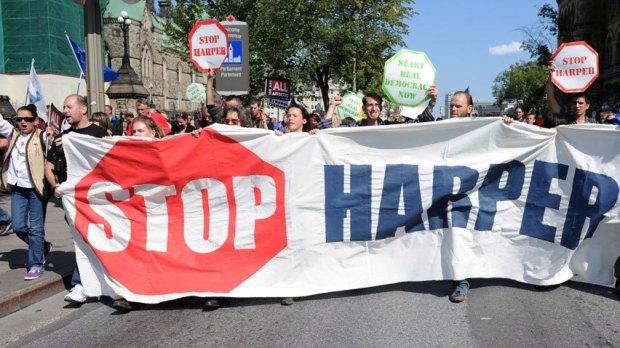 stop-harper www.forgetthebox.net