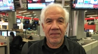 Shawkat Hasan is Vice-President of Social Services with the BC Muslim Association. </strong>Hasan grew up in a refugee camp in the West Bank in the 1950s. Now, he is coordinating efforts to sponsor Syrian refugee families coming to B.C. (Charlie Cho/CBC)