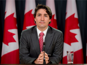 Right Honourable Justin Trudeau, Prime Minister of Canada. (Photo: via google)