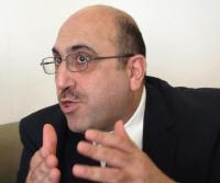 THE ASSOCIATED PRESS RAPHAEL SATTER/APSyrian Observatory for Human Rights director Rami Abdurrahman