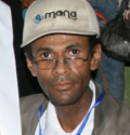 Fatik Al-Rodaini, Director, Mona Relief Charity. (Photo: monarelief.org) alistairreignblog.co