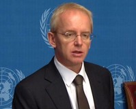 UNHCR spokesperson Adrian Edwards, speaking on May 8 at the Palais des Nations in Geneva, has voiced alarm over the growing number of people fleeing Myanmar and Bangladesh by sea.