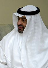 Crown Prince of Abu Dhabi. (Photo: Wikipedia) (Alistair Reign News Blog: www.AlistairReignBlog.com).