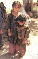 Child orphans living on the streets In Afghanistan. (Photo: Google). www.AlistairReignBlog.com