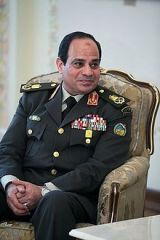 President of Egypt, Sisi. (Photo: Wikipedia) (Alistair Reign News Blog: www.AlistairReignBlog.com).