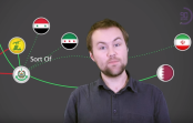 Backers, allies, enemies and frenemies of the region laid out in 90 seconds. Relationships between countries and non-state actors in the Middle East is complicated. States and groups that claim to be close friends and allies... can actually be enemies... and vice versa. The Middle East crisis as explained by reporter Alex MacDonald.