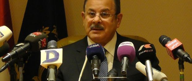 Egypt's interior minister Magdy Abdel Ghaffar rejects charges of Egyptian security force involvement in the case of Italian Giulio Regeni, who was found dead bearing signs of torture after disappearing in Cairo last month. Italy demanded on Monday that Egypt catch and punish those responsible for the death of a student found tortured by a roadside in Cairo, and the Egyptian government dismissed suggestions its security services could have been involved. February 9, 2016. (Photo: Mostafa Abulezz/ AFP/ Getty).