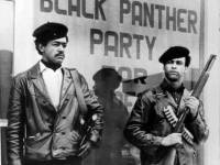 "Founders of the Black Panther Party"" Joshua Bloom and Waldo Martin."