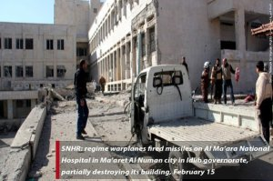 MSF Hospitals targeted SN 2