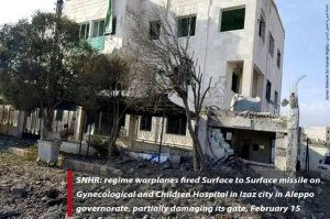 MSF Hospitals targeted SN childs