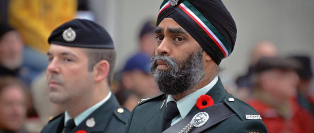 On 4 November 2015, Prime Minister Justin Trudeau has announced that Canada's new Minister of National Defence is Harjit Sajjan.