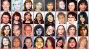 Faces of the women who had their lives cut short by Pickton.