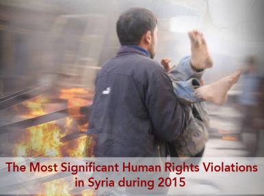 human proper rights violations during syria article