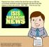 Comic Strip: Terror News with Chuck. (Alistair Reign News Blog - Comic Strips: www.AlistairReignBlog.com).