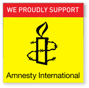 Please donate to Amnesty International