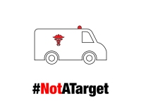 Doctors Without Borders - ambulance not a target
