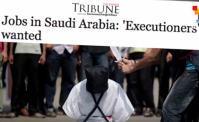 Saudi Arabia's jobs problem is not enough executioners.