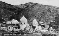 Jannatul Mualla before 1925, during the Ottoman period.