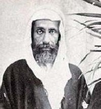 "Muhammad ibn Abd-al-Wahhab. Founder of the Wahhabi movement to ""Purify Islam from heresies""."
