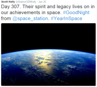 Documentary: Part One - A Year In Space With Scott Kelly