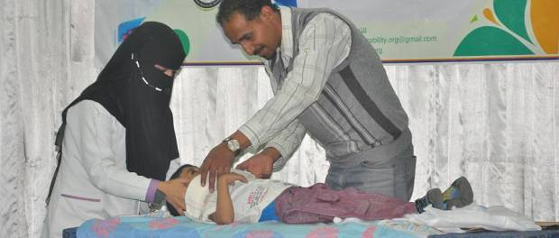 Yemen: Doctor Sami Samir Sufian, GM of Germanand Yemen hospital. Y.A.O had done the evacuation during the disease. Purpose: how to behave during the disease to save people.