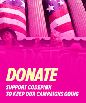codepink donate for gallery