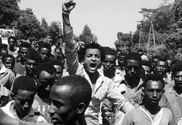 The Ethiopian government has reportedly ceased its plan to expand its capital, Addis Ababa, after protesters from Oromia demonstrated against the expansion plans over concerns that they would lose their homes. (Photo:Twitter @ethiopiacrisis).