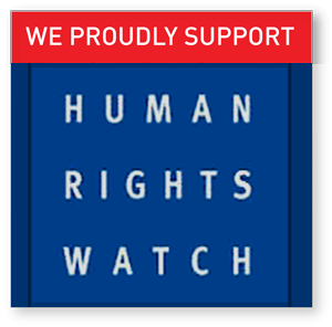 Please donate to Human Rights Watch