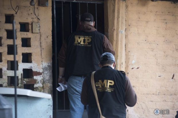 Guatemalan officials issue arrest warrants during Operation Mesoamerica