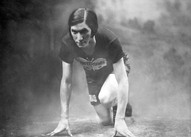 Fanny (Bobbie) Rosenfeld 1904-1969 - Athlete A track and field athlete, Fanny Rosenfeld held Canadian records in the running and standing broad jump and in the discus. At the 1928 Amsterdam Olympics, she took the silver medal in the 100-metre dash and was lead runner for the women's 4 x 100 metre relay team that won gold in a record time of 48.2 seconds. She was also joint holder of the 11-second, 100-yard world record. Rosenfeld was voted Canada's female athlete of the first half of the 20th century in 1950, and inducted to Canada's Sports Hall of Fame in 1955. After arthritis forced her into retirement, Rosenfeld entered the world of journalism and for 20 years wrote a sports column in the Globe and Mail. Photo: Canada's Sports Hall of Fame Source: The Canadian Encyclopedia.