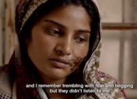 "Saba Qaiser, ""Girl in the River."""