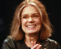 Gloria Steinem. (Photo: Twitter).