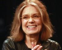 Gloria Steinem. (Photo: Twitter).