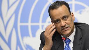 U.N. special envoy to Yemen, Ould Cheikh Ahmed.