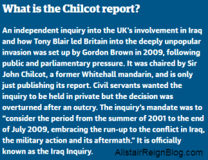 What is the Chilcot Report