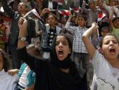 "Yemeni children protest for peace: Yemen's government has expressed doubts over UN-backed efforts to end its conflict with Shiite Huthi rebels who have seized control of large parts of the country. The government still has ""fundamental differences"" with the Huthis over ""their rejection... of measures that are necessary to put an end to their plot"", it said in a statement late on Friday."