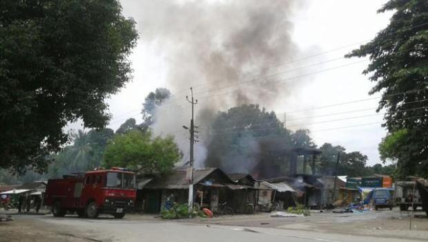 Kokrajhar district of Assam bombing.
