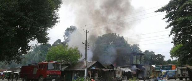 Kokrajhar district of Assam bombing.