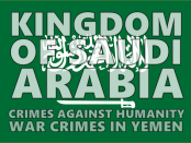 This playlist exposes the Kingdom of Saudi Arabia Royals for a staggering number of Crimes against Humanity on their Citizens and Immigrant Workers. Includes coverage of their War Crimes committed in Yemen and other foreign countries, including the International Crimes of counties selling weapons to the Saudis.