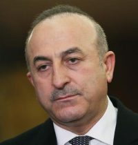 Turkey's Foreign Minister, Mr. Mevlut Cavusoglu